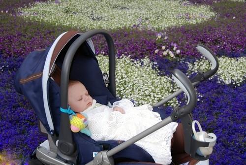 Как да използваме за бебешка количка?