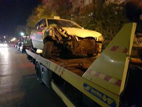 Катастрофирал автомобил - репатриране - Пътна помощ RoadHelp.bg