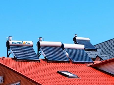 Слънчеви колектори - системи за безплатна топла вода