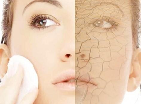 Избор на гримове и козметика за суха кожа